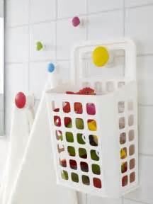 bathroom toys storage variera trash can white bath toys and bath