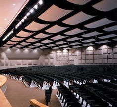 Noise Reduction Ceiling Tiles by Key Ply Used In A Lecture Theatre In Wollongong Nsw A