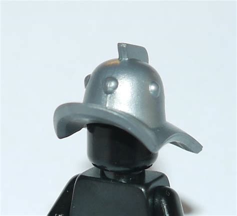 Part Lego Minifigures Headgear Helmet 246 brickforge gladiator helmet silver headgear lego