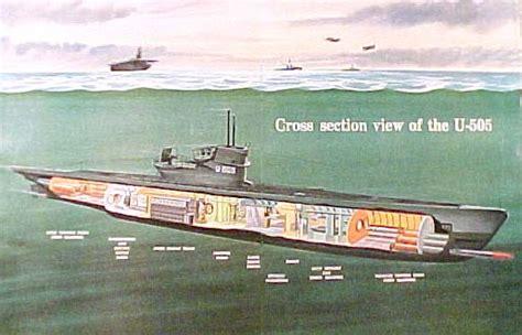 ww2 german u boat engines u 505 captured in 1944 now on exhibit in chicago mus