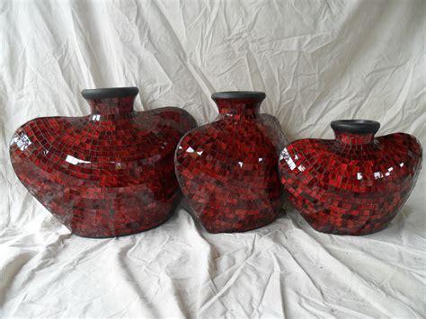 4 Motif Anting Kayu vas bunga motif serat kayu ukuran 80cm souveniryogya