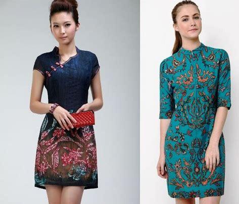 Salur Dress Pesta Wanita Mini Dress Santai Fashion Wanita Sg 15 desain dress batik pesta model terbaru