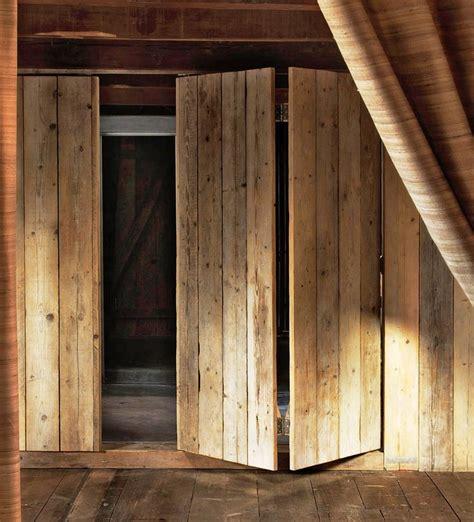 Wooden Closet Door by Planks For Shutter And Wood Doors Door