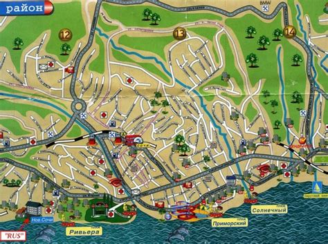 russia tourism map sochi tourist map sochi russia mappery