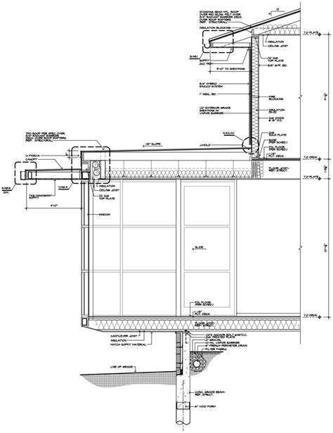 wall detail section arch details on pinterest architects facades and stairs