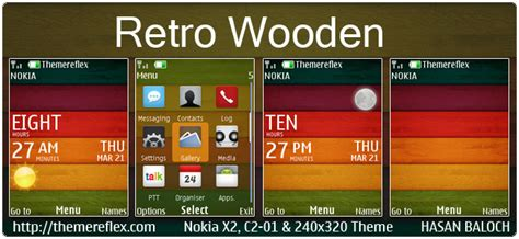 jordan themes for nokia x2 wooden themes themereflex