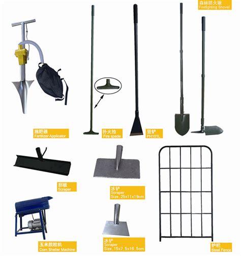 types of gardening tools china level rake china rake iron rake