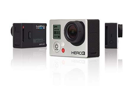 Gopro Black Edition designapplause gopro hero3 black edition