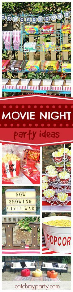most popular themes in film create custom invitations for a movie night under the
