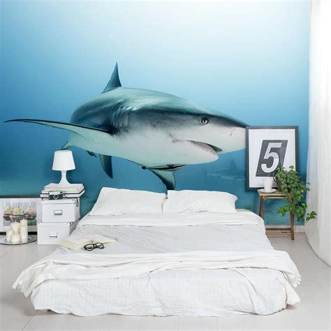 shark wall murals caribbean reef shark wall mural shark wall sticker wallums
