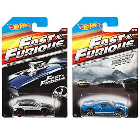 Hotwheels Fast And Furious wheels fast and furious complete set set of 8 1 64 diecast collection new ebay