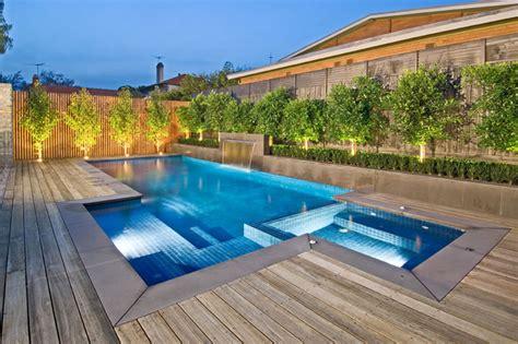 Outdoor Pool Designs Seymour Grove Brighton Swimming Pool Spa Amp Landscape
