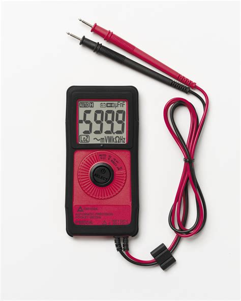 Multimeter Pocket kingsway instruments robe pm55a pocket multimeter