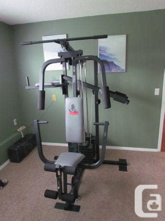 weider 8530 weight machine city