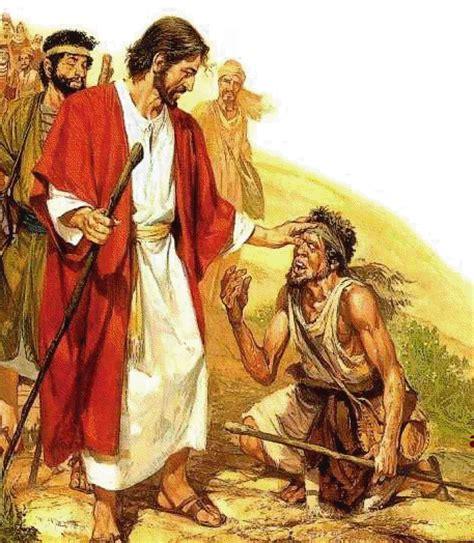 imágenes de jesucristo haciendo milagros capilla quebrada jes 250 s alumbra nuestra ceguera