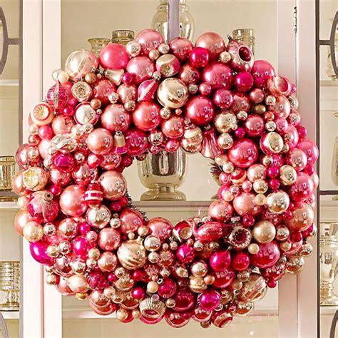 weihnachtsdeko selber machen wohnung t 252 rkranz zu weihnachten selber machen 28 bastelideen