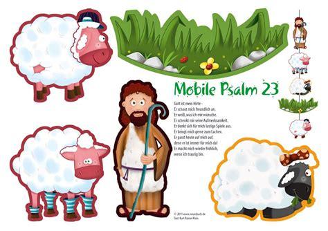 si鑒e kiddy mobile psalm 23