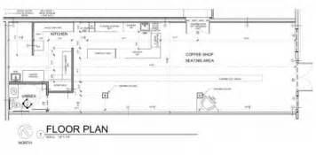 Small Shop Floor Plans by Small Cafe Kitchen Floor Plans Ahomeplan Com