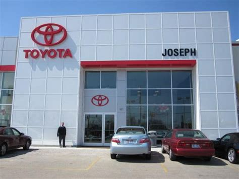 Joseph Toyota Joseph Toyota Of Cincinnati Car Dealership In Cincinnati