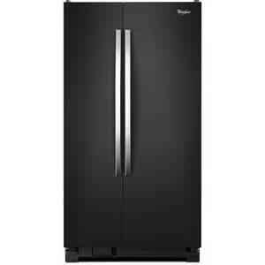 home depot side by side refrigerator side by side refrigerators refrigerators the home depot