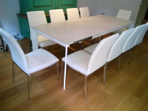 Extendable Dining Table Dimensions Ceramic Extendable Dining Table With Edo Dining