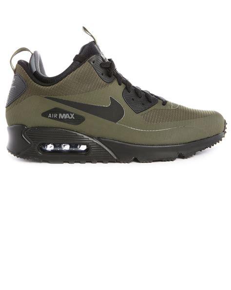 nike air max 90 utility khaki sneakers in for