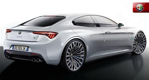 alfa romeo wants to compete with bmw giulia sedan to