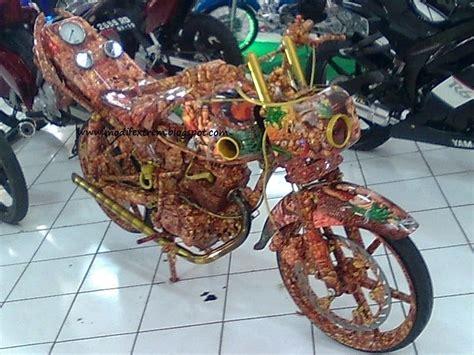 Alat Air Brush Motor Modifikasi Motor Honda Gl Pro Air Brush Motorcycle