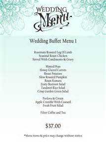 wedding menus buffet 1000 ideas about wedding buffet menu on
