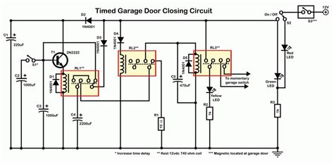 wiring for garage door safety chamberlain garage door safety sensor wiring diagram 52 wiring diagram images wiring