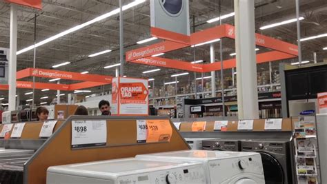 image gallery inside home depot