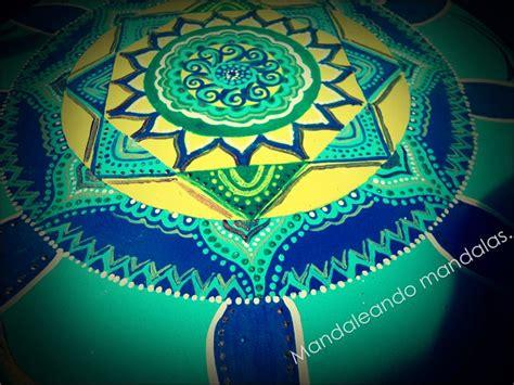 imagenes de mandalas verdes mandala relax tonos verde seco verde manzana aqua azul