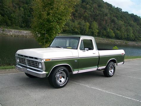 1974 Ford F100 by 1974 Ford F100 Lmc Truck