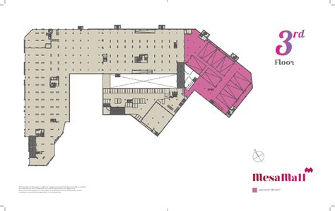 cross floor plan mesamall floor plans
