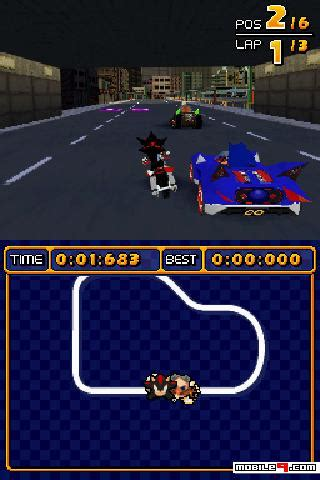 sonic all racing apk sonic sega all racing ds android apk 4555789 adventure anime