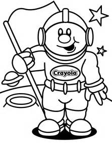 astronaut coloring pages free printable astronaut coloring pages for