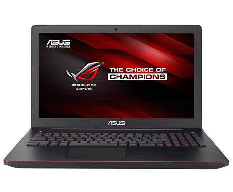 Ssd Laptop Asus Rog asus rog g550jk cn154h gaming notebook with gtx850m and ssd