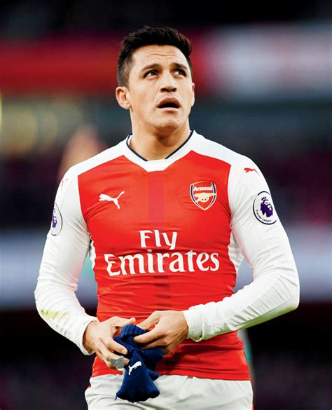 Alexis Sanchez | arsenal star alexis sanchez admits to tax fraud totalling
