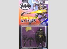 """OUT OF STOCK"" Batman Returns-Crime Attack Batman (MOC ... Kenner"