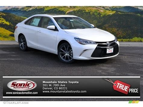 toyota camry xse 2015 price white 2015 camry xse autos post