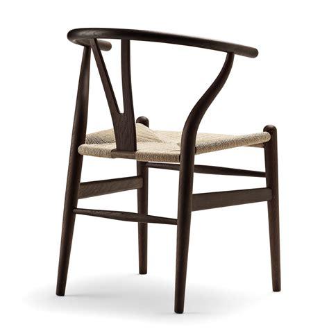 carl hansen ch wishbone chair connox