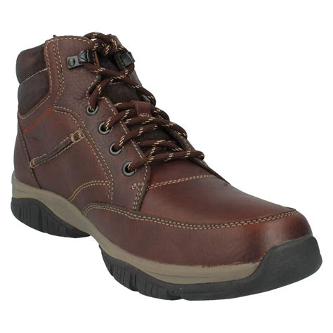 clarks waterproof boots s clarks waterproof ankle boots style rartmid gtx