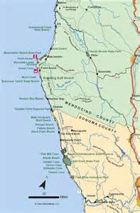 redwood coast map redwood coast chamber of commerce