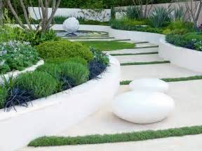 white garden design ideas hgtv