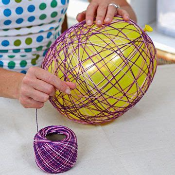 How To Make A Easter Egg Out Of Paper - 17 images about ballon og garn on yarns