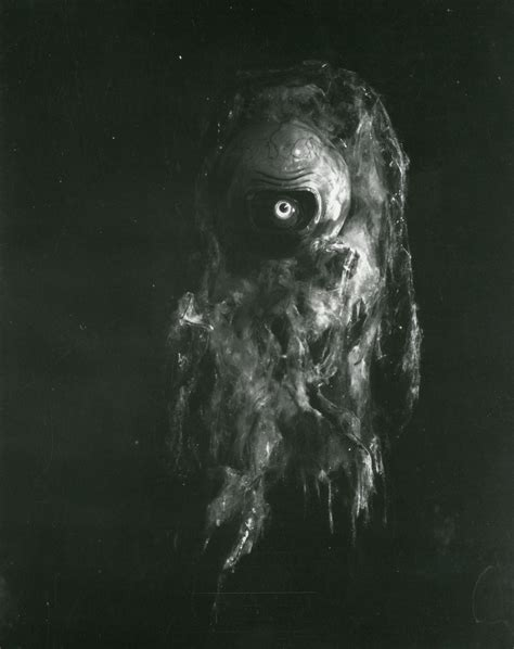 it monster it came from outer space bw still 001 book and negative