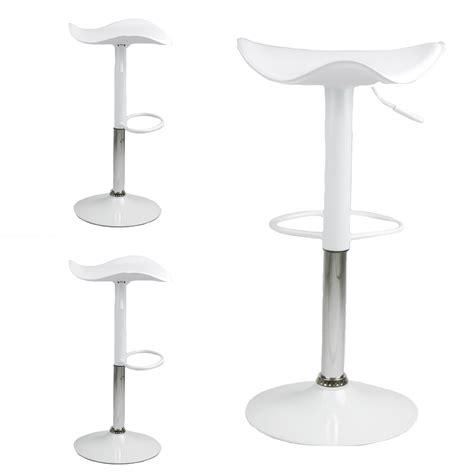 Saddle Bar Stools Set Of 3 by Set Of 2 New Swivel Bar Stool White Modern Saddle Chair