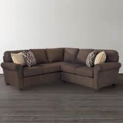 brewster shaped sectional