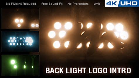 logo intro audio backlight logo intro by moti0nfx videohive