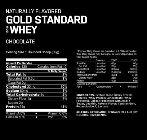 Optimum Nutrition Whey Gold Standard Kaskus popeye s supplements canada 140 locations across